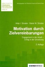 Motivation durch Zielvereinbarungen