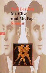 Mr. Clive und Mr. Page.