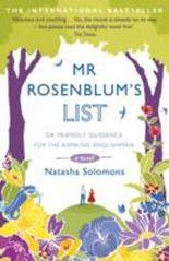 Mr. Rosenblum's List