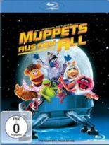 Muppets aus dem All, 1 Blu-ray