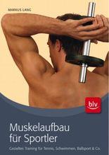 Muskelaufbau für Sportler