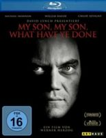My Son, My Son, What Have Ye Done?, 1 Blu-ray