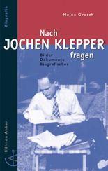 Nach Jochen Klepper fragen