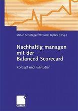 Nachhaltig managen mit der Balanced Scorecard