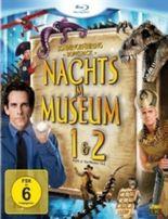 Nachts im Museum 1 & 2, 2 Blu-rays