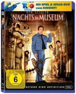 Nachts im Museum, 1 Blu-ray + Rio Activity Disc