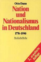 Nation und Nationalismus in Deutschland