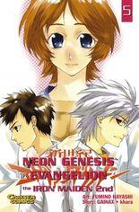 Neon Genesis Evangelion - Iron Maiden, Band 5