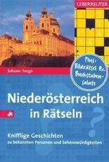 Niederösterreich in Rätseln