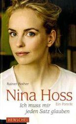 Nina Hoss - Ich muss mir jeden Satz glauben