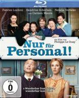 Nur für Personal, 1 Blu-ray