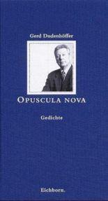 Opuscula Nova