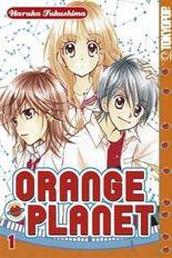 Orange Planet 01