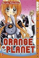 Orange Planet 03