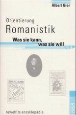 Orientierung Romanistik