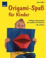 Origami Spaß für Kinder