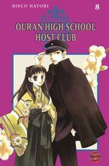 Ouran High School Host Club. Bd.8
