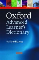Oxford Advanced Learner's Dictionary - 8th Edition / B2-C2 - Wörterbuch mit Exam Trainer