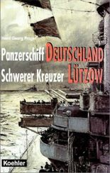 Panzerschiff Deutschland, Schwerer Kreuzer Lützow