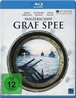 Panzerschiff Graf Spee, 1 Blu-ray