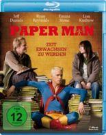 Paper Man, 1 Blu-ray