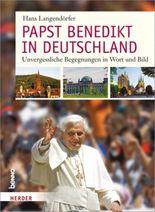 Papst Benedikt in Deutschland