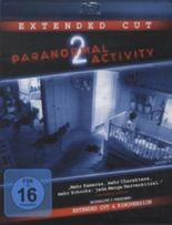 Paranormal Activity 2, Extended Cut, 1 Blu-ray