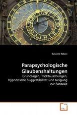Parapsychologische Glaubenshaltungen