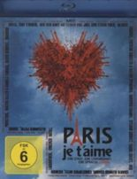 Paris je t'aime, 1 Blu-ray