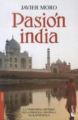 Pasion India. Die indische Prinzessin, spanische Ausgabe