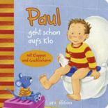 Paul geht schon aufs Klo