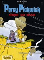 Percy Pickwick, Band 4: Mord am Meer