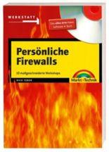 Persönliche Firewalls, m. CD-ROM