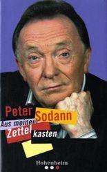 Peter Sodanns Zettelkasten