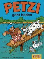Petzi, Band 35: Petzi geht baden