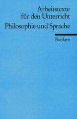 Philosophie und Sprache