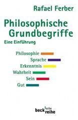 Philosophische Grundbegriffe 1