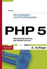 PHP 5 - Grundlagen und Profiwissen