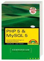 PHP 5 & MySQL 5 Kompendium m. CD-ROM