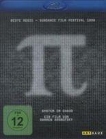 Pi, 1 Blu-ray