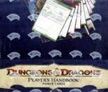 PLAYERS HANDBOOK POWER CARDS DISPLAY
