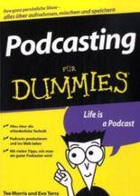 Podcasting Fur Dummies