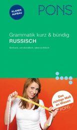PONS Grammatik kurz & bündig Russisch