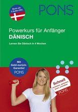 PONS Powerkurs für Anfänger Dänisch, 1 Audio-CD m. Lehrbuch
