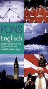 PONS Reisewörterbuch Englisch. Reisewörterbuch und Sprachführer mit interkulturellen Tipps (PONS-Wörterbücher)