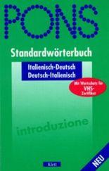 PONS Standardwörterbuch, Italienisch (PONS-Wörterbücher)