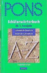 PONS Standardwörterbuch, Lateinisch