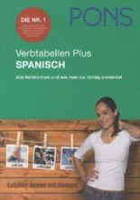PONS Verbtabellen Plus Spanisch