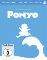 Ponyo, Das große Abenteuer am Meer, Special Edition, 1 Blu-ray