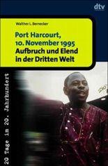 Port Harcourt, 10. November 1995